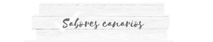 Sabores canarios